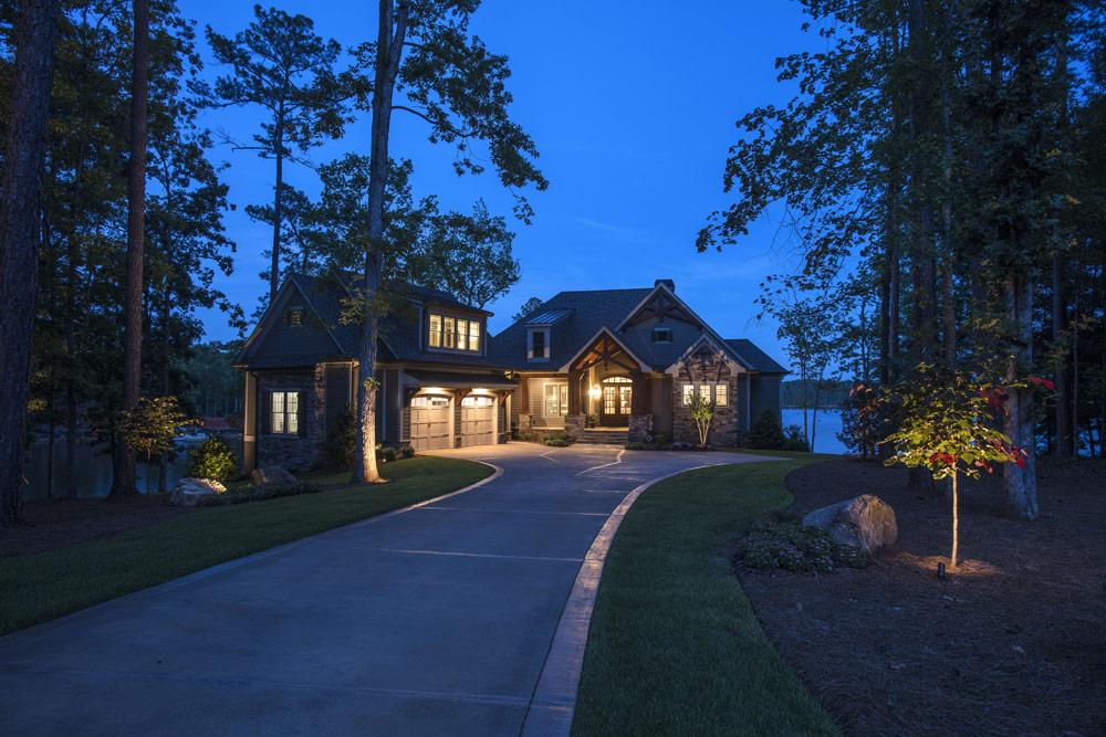 New leaf custom homes exteriors new leaf custom homes for South georgia custom homes